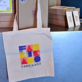 tote bag fabrikado outil pedagogique goodies architecture